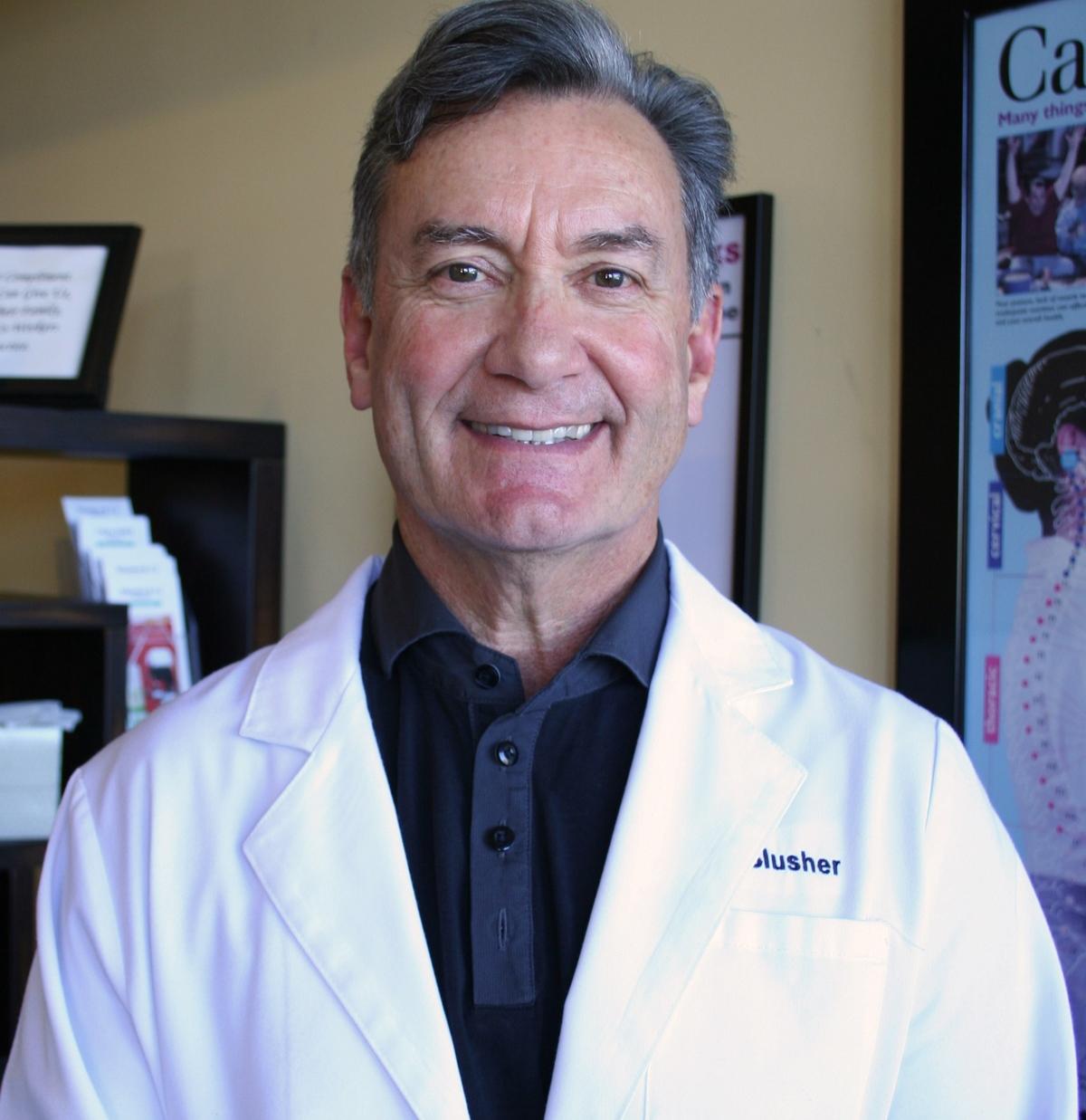 Dr. James Slusher